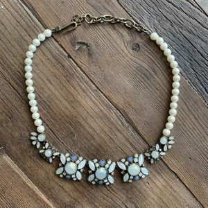 Ann Taylor Pearl Necklace